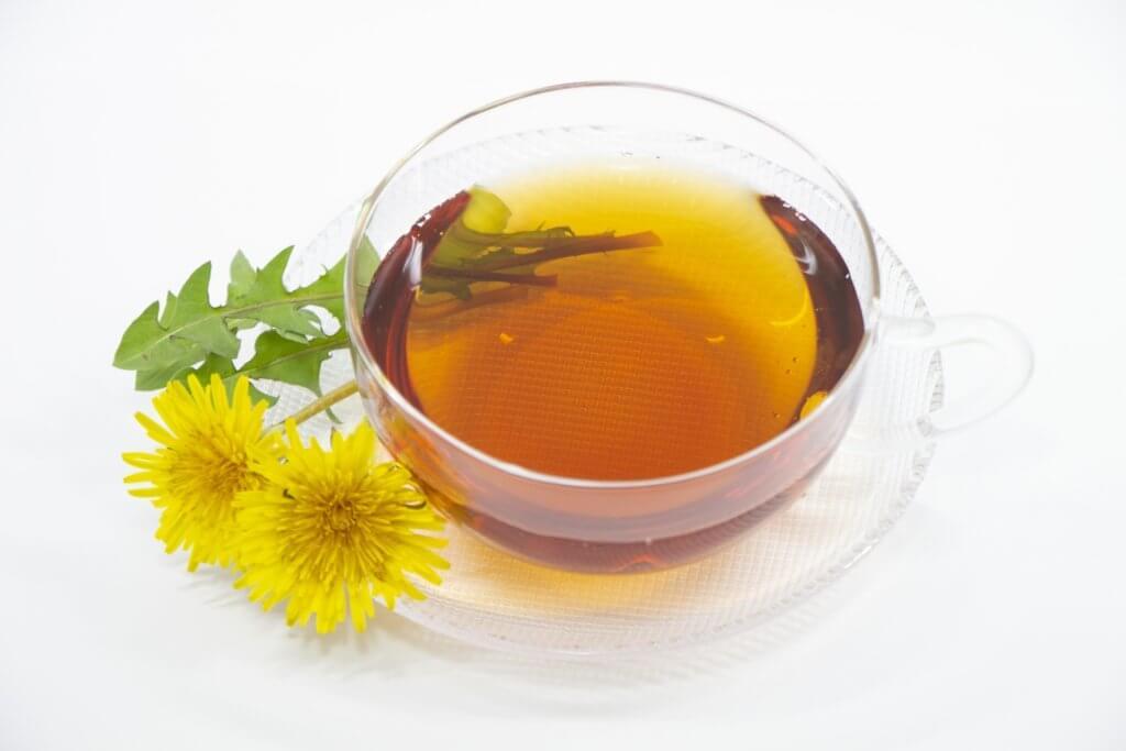 妊婦におすすめの飲み物 たんぽぽ茶