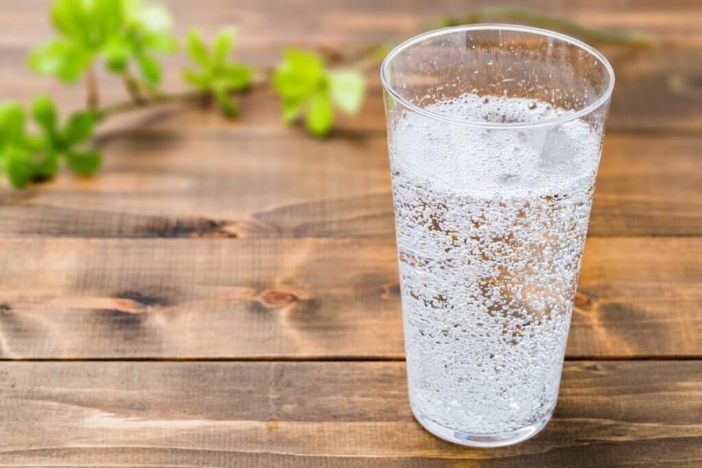 妊婦におすすめの飲み物 炭酸水